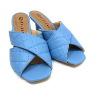 Tamanco Off 1940 Azul