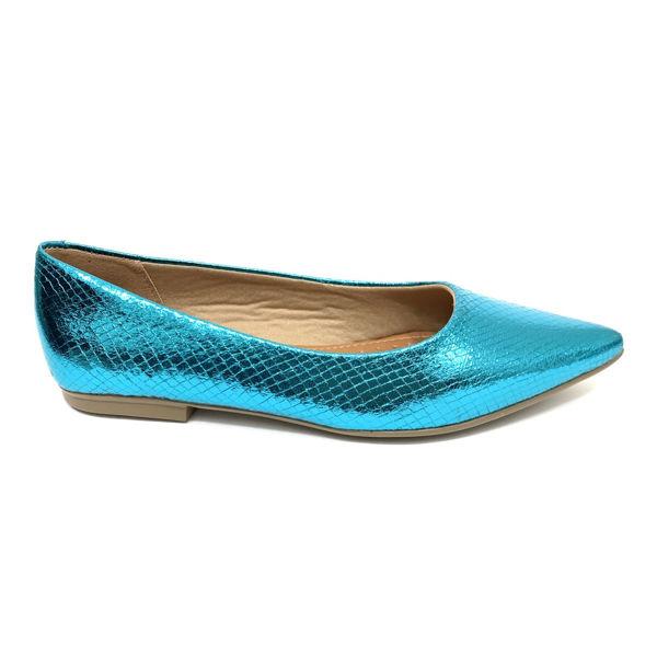 Sapatilha Cia 3084 Azul