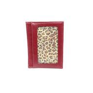 Porta Cartão Rafa C0 Vinho