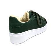 Tênis Flor 2407 Verde