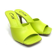 Tamanco Dona 5813 Verde
